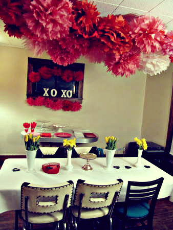 brunch decorating ideas valentines day brunch party