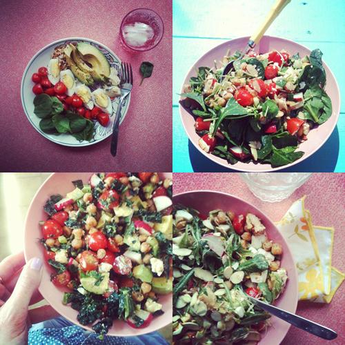 Salad Cray // take a megabite
