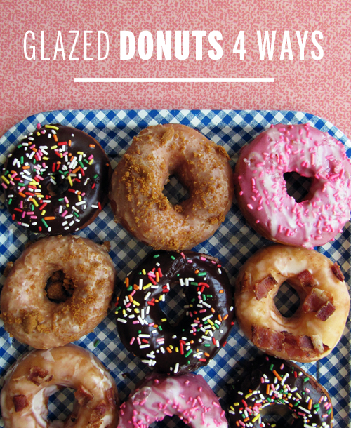 Glazed Donuts // take a megabite