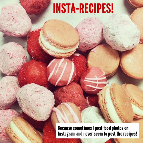 insta-recipes // take a megabite