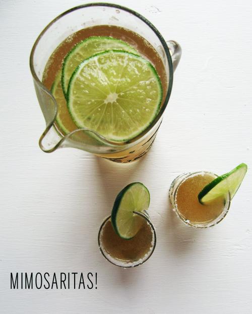 Mimosaritas // take a megabite