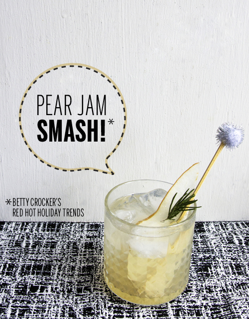 Pear Jam Smash // take a megabite