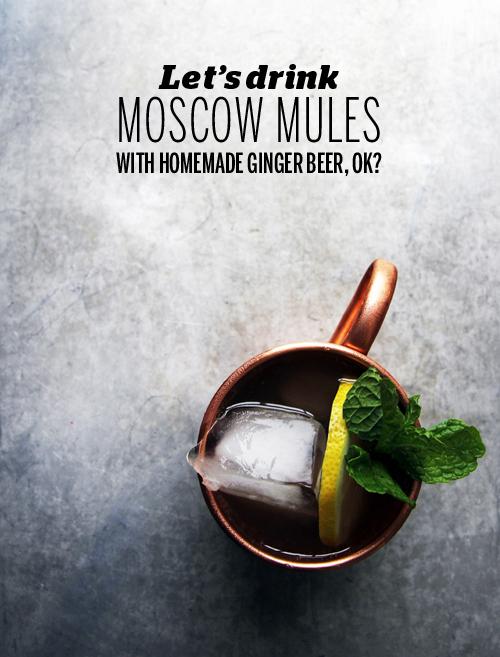 Moscow Mule // take a megabite