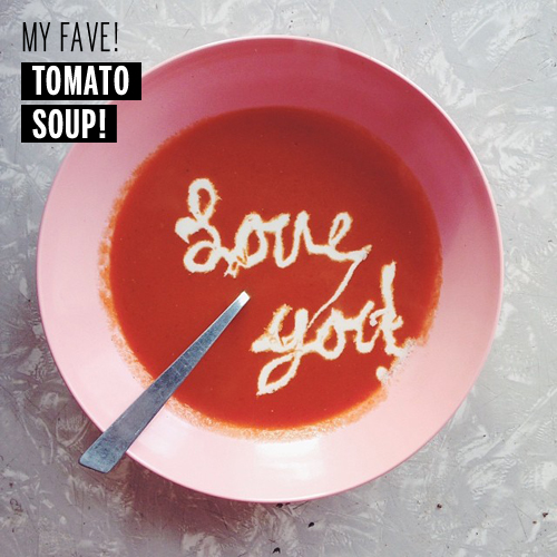 Tomato Soup // take a megabite
