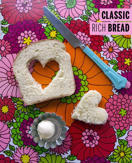 Classic Rich Bread // take a megabite