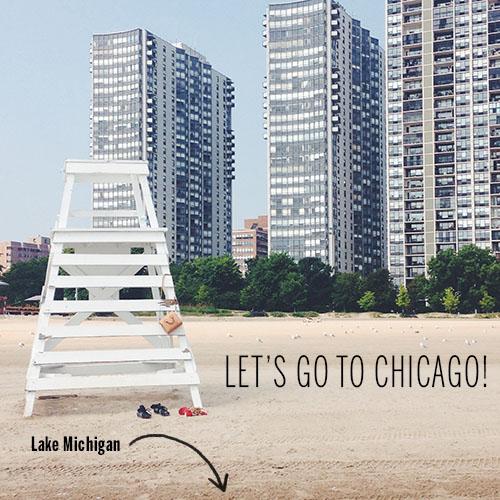 Let's go to Chicago! // take a megabite