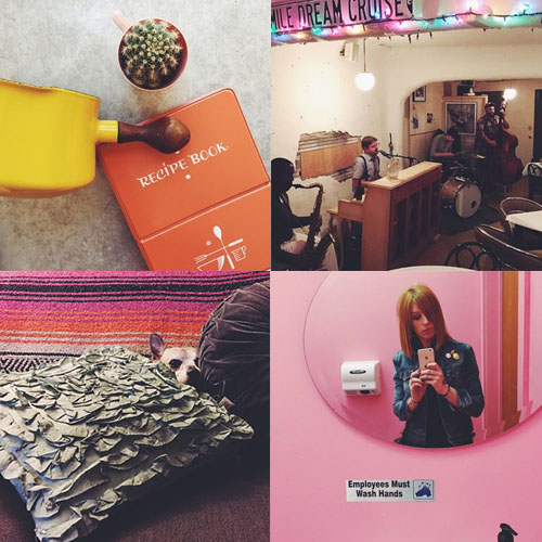 Insta-living // take a megabite