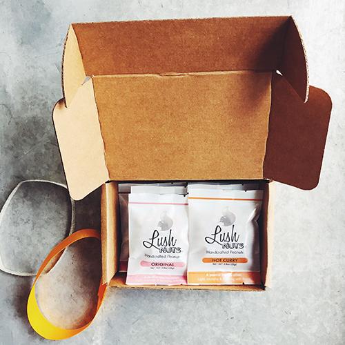 Lush Gourmet Giveaway // take a megabite