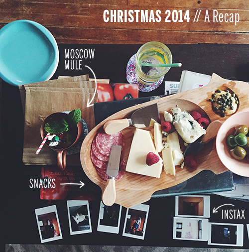 Christmas 2014 - A Recap // take a megabite