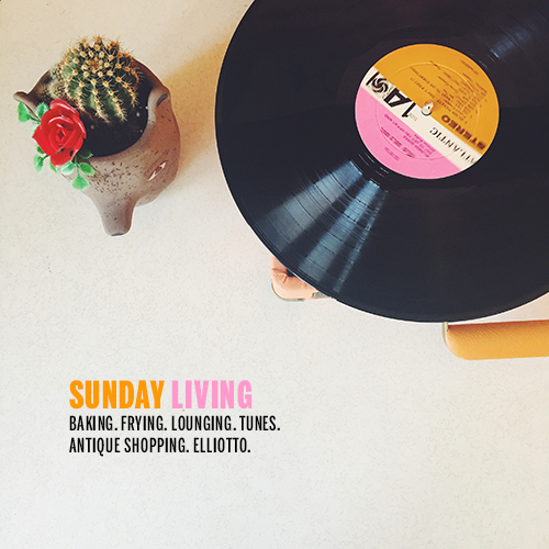 Sunday Living // take a megabite