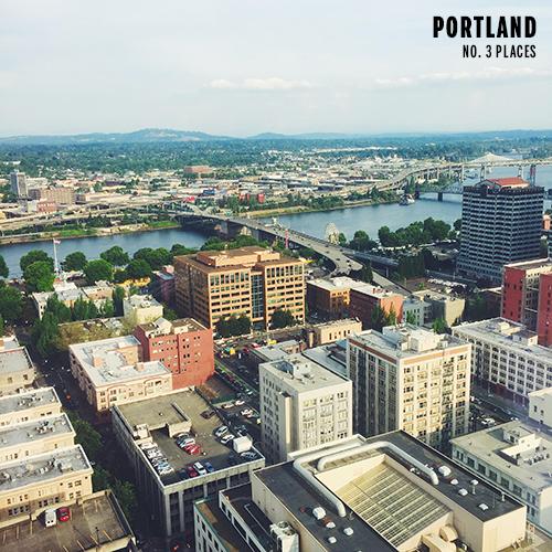 Portland // take a megabite