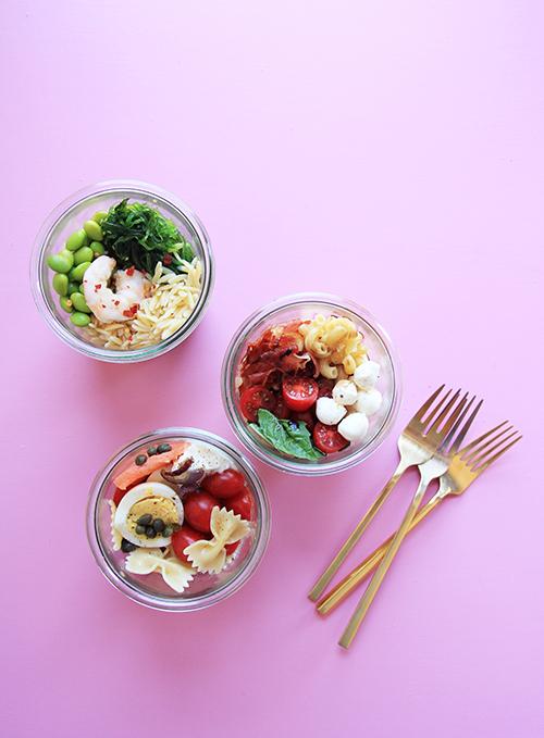 Barilla Pasta Salad x 3 // takeamegabite