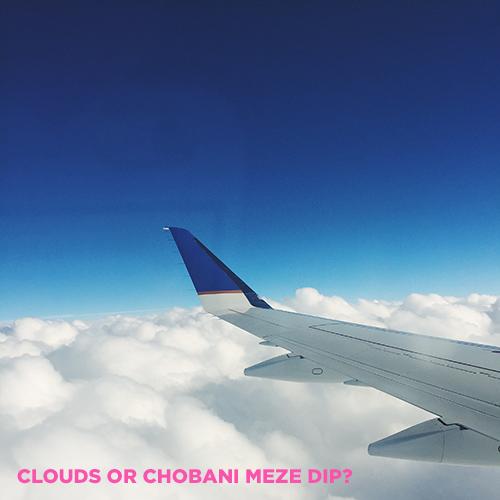 Chobani Meze Dips are da bomb.