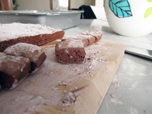 Chocolate Malt Marshmallows
