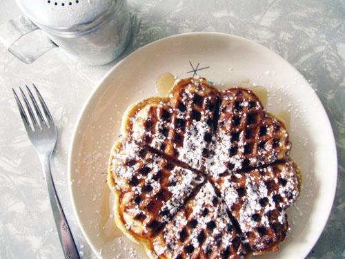 Sour Cream Waffles Recipes — Dishmaps