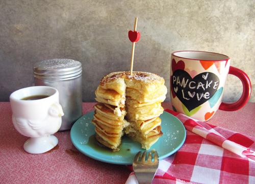OrangeRIcottaPancakes   Breakfast   Pinterest