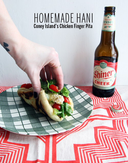 National Coney Island Chicken Hani Recipe